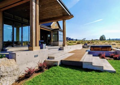 Concrete retaining walls by OR CONCRETE