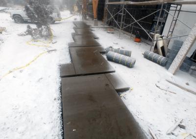 Decorative concrete flatwork | OR. CONCRETE INC.