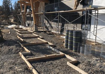 Decorative concrete flatwork   OR. CONCRETE INC.