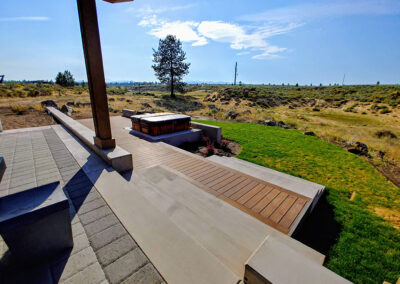 Modern Outdoor Living | OR. CONCRETE INC.